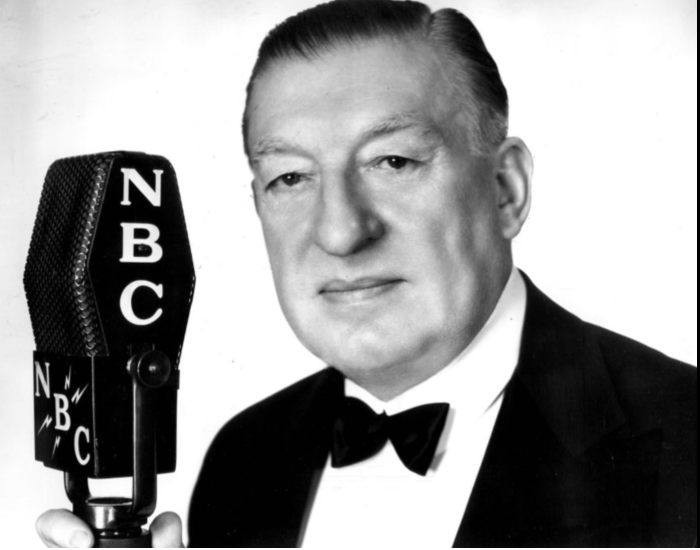 Major Bowes at NBC