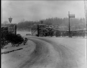 1920s winter photo Rock Hill