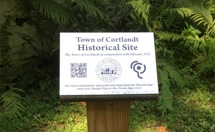 Danish Home/Town of Cortlandt Historical Markers